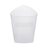 McKesson Triangular Graduated Container Medi-Pak® Polypropylene Without Lid 32 oz., 20EA/PK 10PK/CS MON 47362902