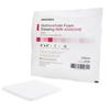 McKesson Foam Dressing 4 x 4 Square, Non-Adhesive without Border Sterile MON 47392101