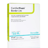 Dermarite ComfortFoam™ Border Lite Thin Silicone Foam Dressing (47440), 10/BX MON 1003181BX