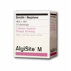 Smith & Nephew Calcium Alginate Dressing AlgiSite M 4 x 4 Square Calcium Alginate Sterile MON 48022101