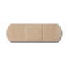 Wound Care: McKesson - Adhesive Strip Medi-Pak® Performance Fabric 1 X 3 Inch Rectangle Beige, 100EA/BX 24BX/CS