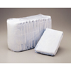 First Quality Prevail® Air Permeable Super Absorbent Underpad - Clear Pad, 48/CS MON 48113100