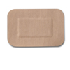 "Pitt Shark Skin: McKesson - Adhesive Strip Medi-Pak™ Performance Fabric 2"" X 3"" Rectangle Beige, 50EA/BX"