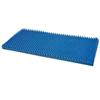 Mabis Healthcare Convoluted Bed Pad DMI® 50 Inch X 72 Inch X 2 Inch MON 48510500