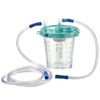 Bemis Health Care Suction Canister Hi-Flow® 1200 mL Self Sealing Lid MON 48544000