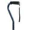 Apex-Carex Offset Cane Carex Aluminum 31 to 40 Blue MON 49083800