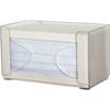 Bowman PPE Dispenser, Clear PETG Plastic Manual 1 Box Wall Mount, 1/EA MON 564913EA