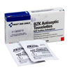 First Aid Only First Aid Antiseptic 10 per Box Wipe MON 49372300