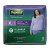 Kimberly Clark Professional Depend Night Defense® Protective Underwear (45591), XL, 24/CS MON 49513100