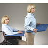 Wheelchair Parts Accessories Trays: Skil-Care - SofTop Lift-Away Wheelchair Tray
