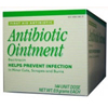 First Aid Safety Ointments: Clay Park Laboratories - First Aid Antibiotic 0.9 gm, 144EA/BX