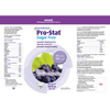 Nutritionals: Medical Nutrition USA - Protein Supplement Pro-Stat® Sugar Free Grape 30 oz.