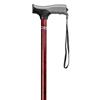 "canes & crutches: Apex-Carex - Adjustable Carex 31 - 40"" Designer Red (FGA50400 0000)"