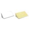 Span America Positioning Wedge Economy 8 X 10.5 X 21 Inch Foam Free-Standing MON 488180EA