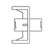 B. Braun Connector, Fluid Dispensing MON 148357EA