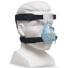 respiratory: Respironics - CPAP Mask EasyLife Mask with Forehead Support Nasal Mask Medium Wide