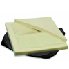 Span America Seat Cushion Gel-T® 16 X 18 X 2-1/2 Inch Gel / Foam MON 51064300
