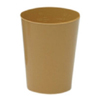 Medegen Medical Products Graduated Plastic 9 oz. Tumbler, Gold, Reusable MON 51202900