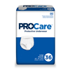 First Quality ProCare® Double Push Absorbent Underwear, Large, 72/CS MON 51343100