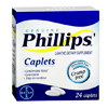 OTC Meds: Bayer - Phillips'® Laxative Caplets