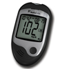 Glucose: Prodigy Diabetes Care - Blood Glucose Meter Prodigy® 7 Seconds Stores Up To 450 Results, 7-, 14-, and 28-Day averages No Coding