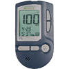 Glucose: Prodigy Diabetes Care - Blood Glucose Meter Kit Prodigy® 7 Seconds Stores Up To 450 Results, 7-, 14-, 21-, 30-, 60-, and 90-Day averages No Coding