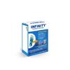 Alere Glucose Test Strip Infinity® 50 Test Strips per Box MON 898966BX