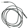 """Diagnostic Accessories Lead Wires: Medtronic - Socket Leadwire Safe-T-Linc 24"""" x 0.080"""", Black / White, Pinch SL-11362"""