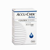 Glucose: Roche - Control Solution Accu-Chek® Aviva Blood Glucose 2.5 mL High / Low, 1 EA/BX