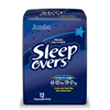 First Quality Protective Underwear Pull On Sleep Overs® 45-65 lbs. Small / Medium, 15EA/PK 4PK/CS MON 53013100