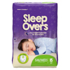 First Quality Protective Underwear Pull On Sleep Overs® 45-65 lbs. Small / Medium, 15EA/PK MON 53013101