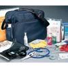 workwear accessory: Hopkins Medical Products - Original Home Health Shoulder Bag Medical Tote,