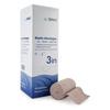 McKesson Elastic Bandage 3 X 5 Yard Hook and Loop Closure NonSterile, 10RL/BX MON 911814BX