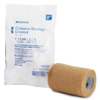 McKesson Compression Bandage Elastic with Cohesive 3 x 5 Yard Sterile MON 53332001