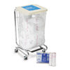 McKesson Water Soluble Linen Bag Medi-Pak® Melt-A-Way® Water Soluble 40 to 45 Gallon 36 X 39 Inch, 25/PK 4PK/CS MON 53481100