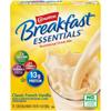 Nestle Healthcare Nutrition Oral Supplement Carnation Breakfast Essentials® Classic French Vanilla 36 Gram Individual Packet Powder MON 810730BX