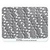 Precision Dynamics Pre-Printed Label Identi-Hide Safety Data Identi-Hide White 3 X 4 Inch, 500/RL MON 53654700