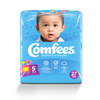 Attends Comfees® Disposable Diapers, Size 5, 27 EA/BG MON 54143101