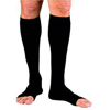 BSN Medical Compression Stockings JOBST Knee High X-Large Black Open Toe, 2 EA/PR MON 54350300