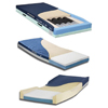 McKesson Bed Mattress Medi-Pak® Extended Care Therapeutic 6 X 35 X 80 Inch MON 54470500