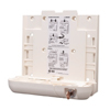 BD Sharps Collector Bracket Locking Wall Bracket Plastic MON 205166CS