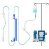 Baxter Administration Set 10 Drops / mL Drip Rate 105 Tubing 2 Ports, 48 EA/CS MON 510217CS