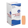 "dressings, specialty dressings, gauze & dressings: Dynarex - Adhesive Bandage Fabric 2"" X 4-1/2"", 50EA/BX"