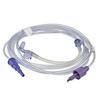 Enteral Feeding: Medtronic - Pump Feeding Safety Screw Spike Set Kangaroo Joey DEHP-Free PVC