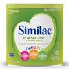 Nutritionals Supplements Pediatric Infant Formula: Abbott Nutrition - Similac For Spit-Up® Infant Formula with Iron