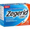 MSD Consumer Care Antacid Zegerid OTC 1100 mg / 20 mg Strength Capsule 42 per Box (1891209) MON 56352700