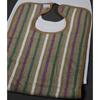 Cotton Craft Bib Tie Closure Reusable Terry Cloth, One Dozen MON 1122900DZ