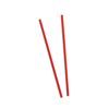 R3 Reliable Redistribution Resource Jumbo Straw 10-1/4 Inch Red Individually Wrapped, 500/BX MON 1123045BX