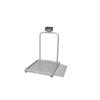 Health O Meter Wheelchair Scale ProPlus® LCD 1000 lbs. X 4 oz. AC Adapter / 6 D MON 56533700