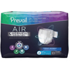 First Quality Adult Incontinent Brief Prevail Air™ Overnight Tab Closure Size 2 Disposable Heavy Absorbency, 72/CS MON 56578600